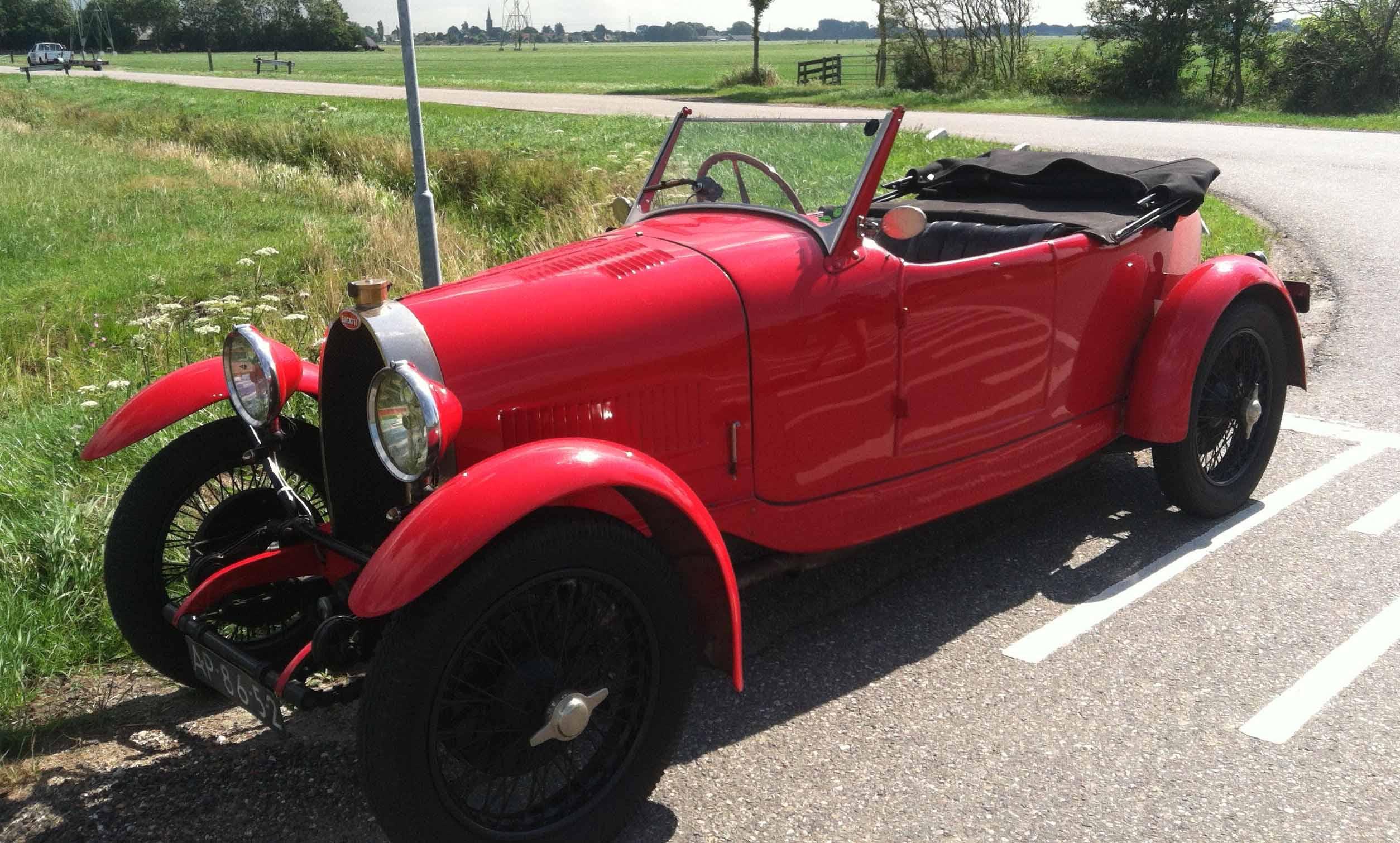 Bugatti-T40-1929