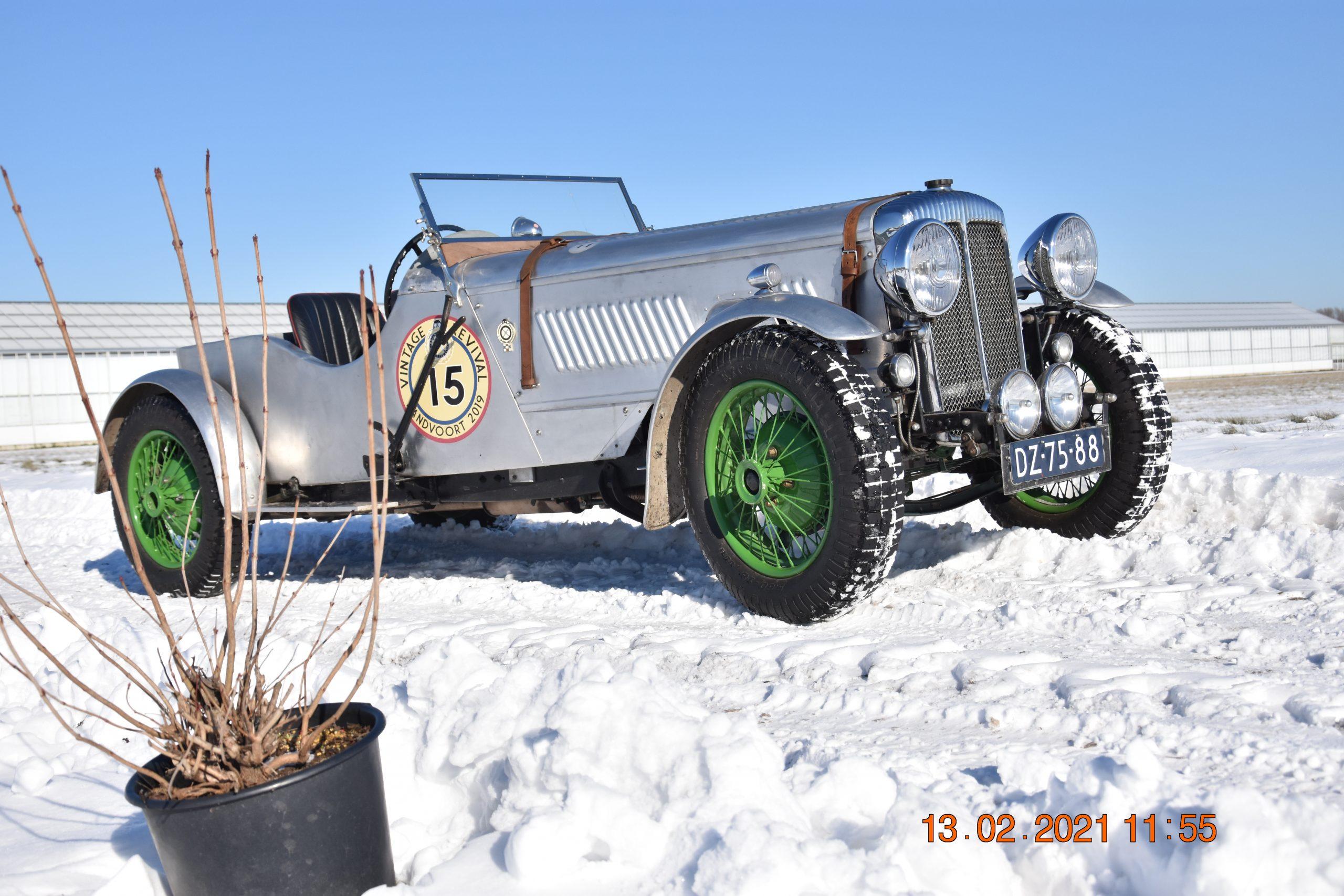 1930 Pierce Arrow Special Sport, 5700 cc