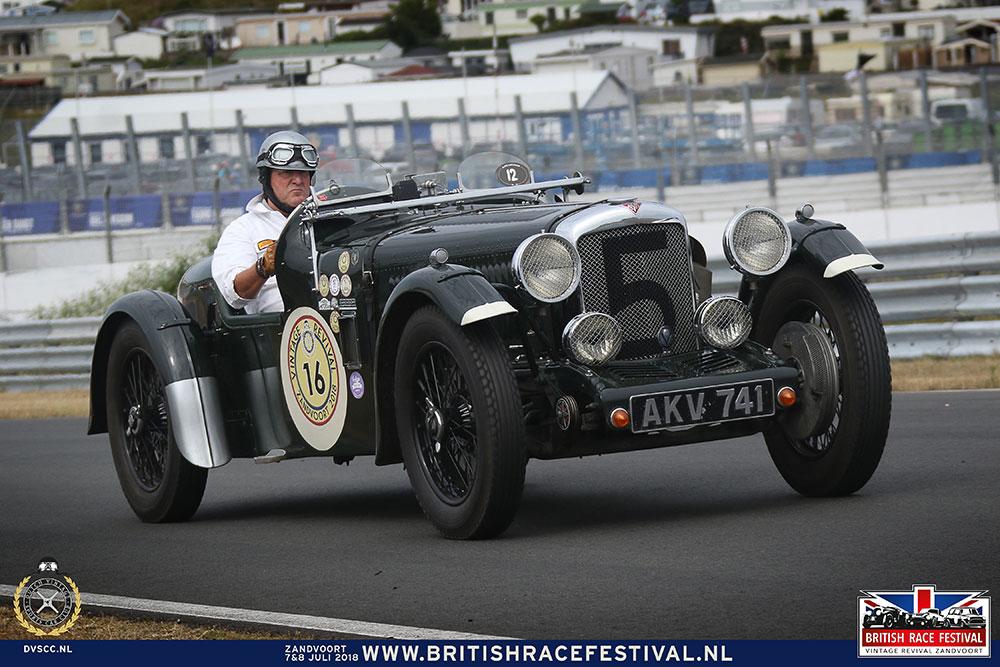 Alvis Special, 3500 cc 1935