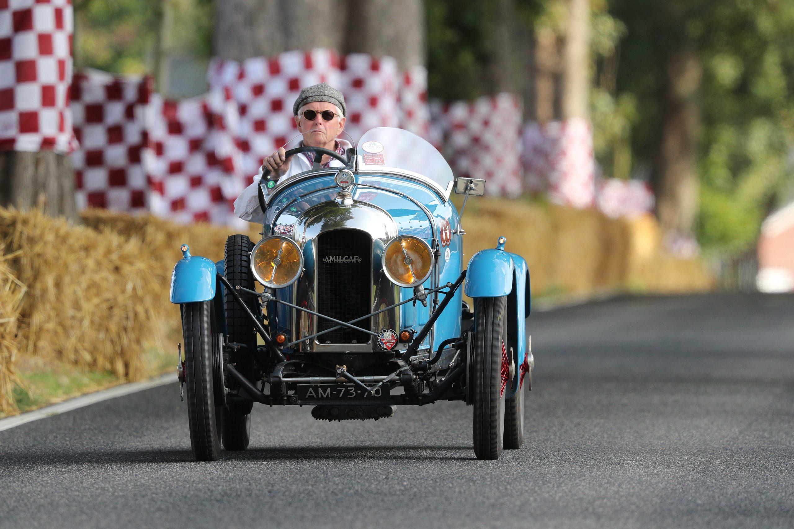 Amilcar CGSs, 1075 cc 1927
