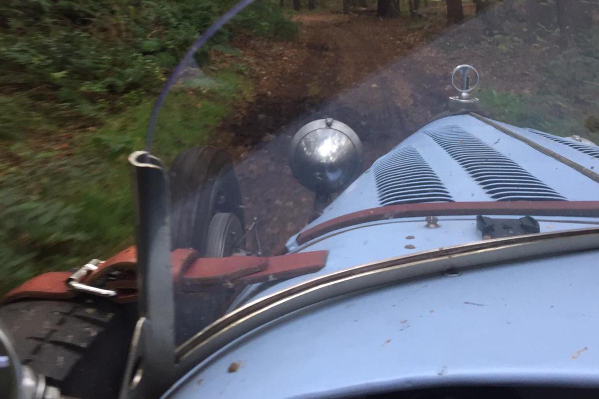 1927 Bugatti T37, 1500 cc