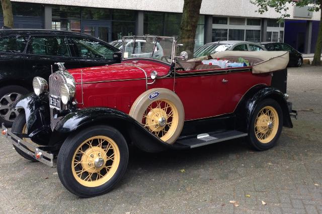 1931 Ford A, 3200 cc