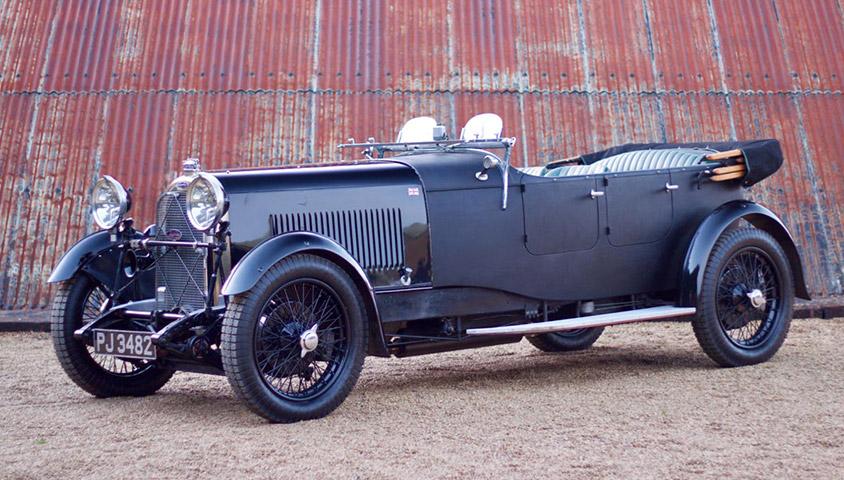 1932 Lagonda T2 Tourer, 3000 cc