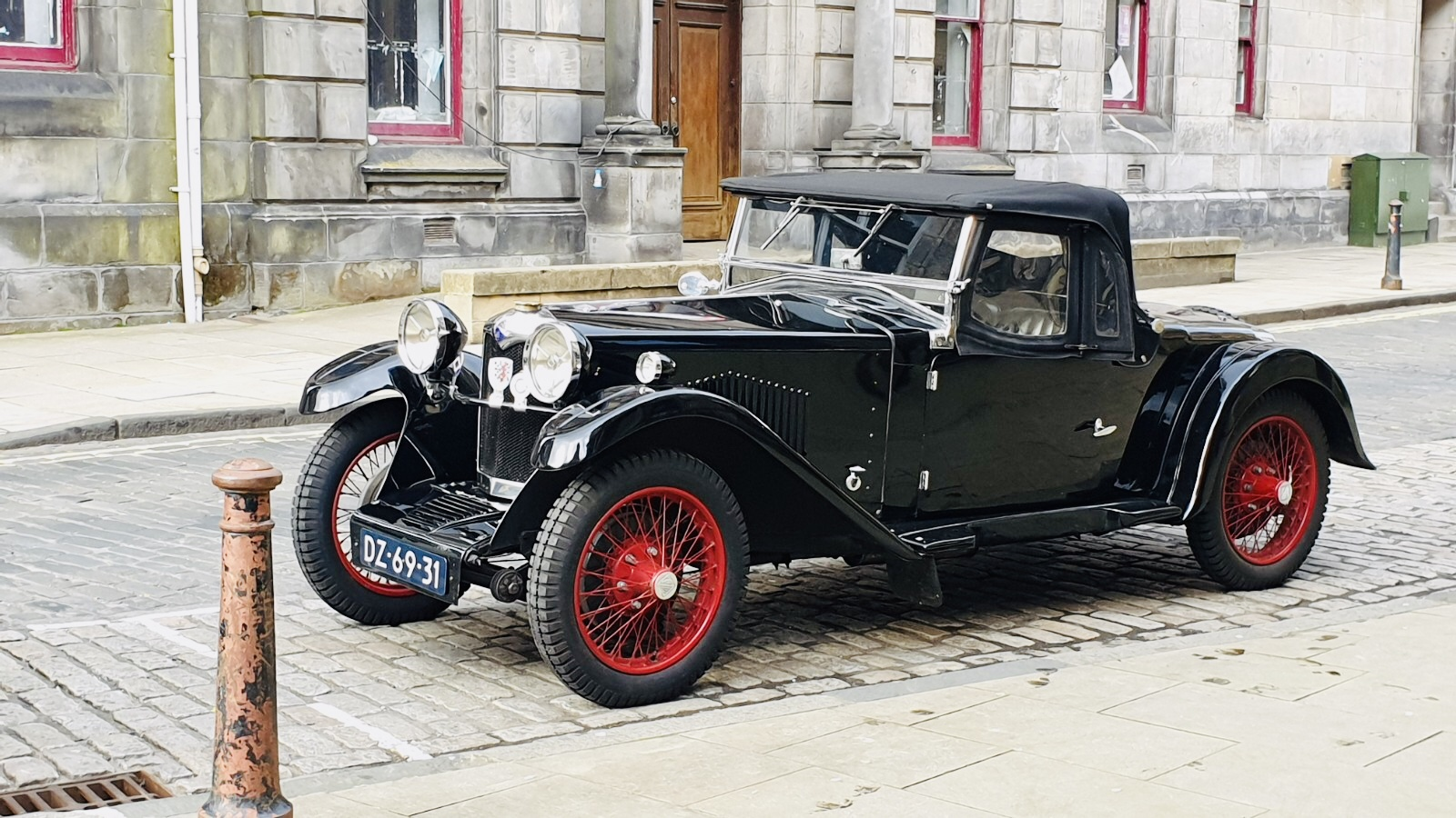 1932 Riley Gamecock, 1182 cc