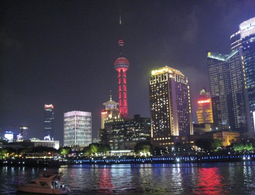 Yangtze River Delta rally verhaal